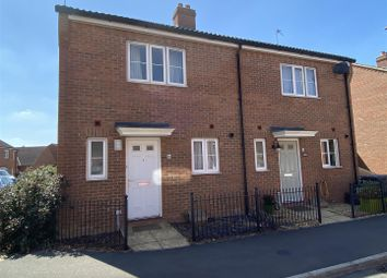 Thumbnail 3 bed semi-detached house for sale in Boulmer Avenue Kingsway, Quedgeley, Gloucester