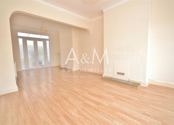 Thumbnail 3 bed end terrace house for sale in Baron Gardens, Barkingside, Ilford