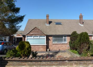 Thumbnail 3 bed semi-detached bungalow to rent in Carr Hill Grove, Calverley, Pudsey, West Yorkshire