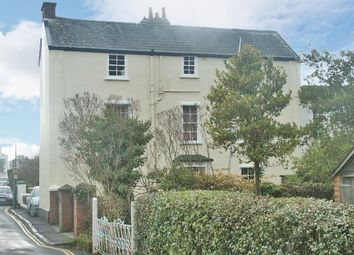 Thumbnail 2 bed maisonette to rent in The Strand, Topsham, Exeter, Devon