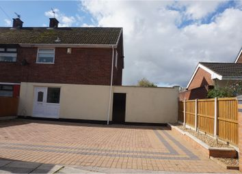 Thumbnail 2 bed end terrace house for sale in Boundary Farm Road, Liverpool
