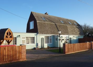 Thumbnail 4 bedroom detached house for sale in Little Mill Lane, Barrow, Bury St. Edmunds