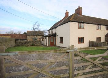 Thumbnail 2 bed semi-detached house to rent in Stockland Bristol, Bridgwater