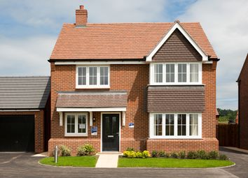 "Thumbnail 4 bedroom detached house for sale in ""The Canterbury"" at Haughton Road, Shifnal"