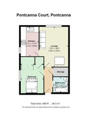 Thumbnail 1 bed flat to rent in Cardiff Road, Llandaff, Cardiff