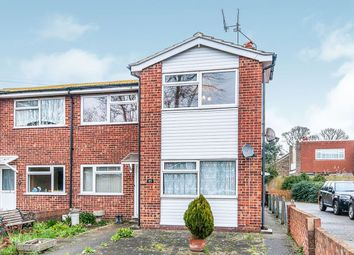 Thumbnail 2 bedroom flat to rent in St. Peters Road, Broadstairs