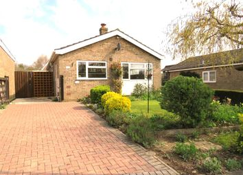 Thumbnail 2 bed detached bungalow for sale in Richmond Rise, Reepham, Norwich