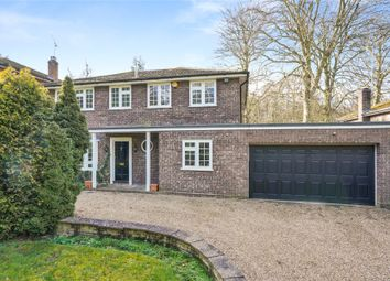 4 bed detached house for sale in Beech Close Court, Cobham KT11