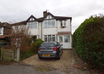 Thumbnail 3 bed semi-detached house to rent in Alderbank Road, Great Sankey, Warrington