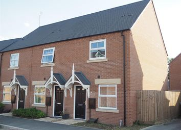 Thumbnail 2 bed town house for sale in Enterprise Park, Brunel Drive, Newark