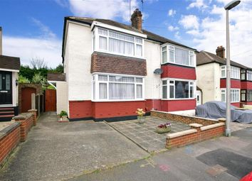 3 bed semi-detached house for sale in Haig Avenue, Rochester, Kent ME1