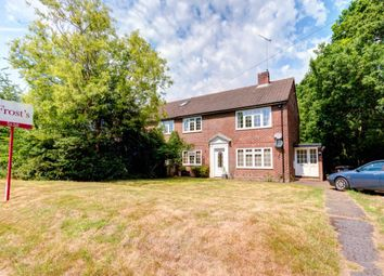 Thumbnail 2 bed flat for sale in St. Albans Road, Sandridge, St. Albans