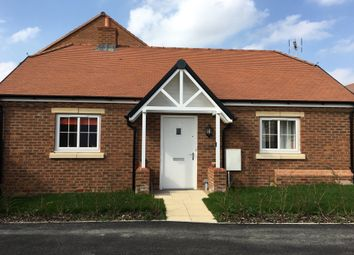 Thumbnail 2 bed bungalow to rent in Dray Gardens, Buntingford