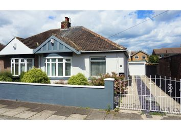 Thumbnail 2 bed semi-detached bungalow for sale in Glentower Grove, Hartlepool
