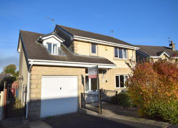 Thumbnail 4 bed detached house for sale in Denbigh Drive, Clitheroe