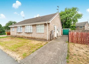 Thumbnail 2 bed bungalow for sale in Oak Drive, Hull