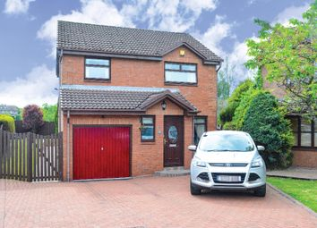 Thumbnail 3 bed detached house for sale in Cuttyfield Place, Carronshore, Falkirk