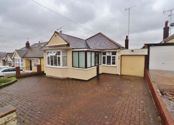 Thumbnail 3 bed detached bungalow for sale in Mashiters Hill, Romford