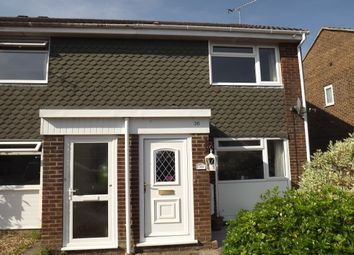 Thumbnail 2 bedroom terraced house to rent in Cheviot Drive, Dibden, Southampton
