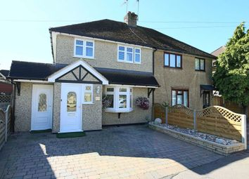 Thumbnail 3 bed semi-detached house for sale in Westlea Road, Broxbourne