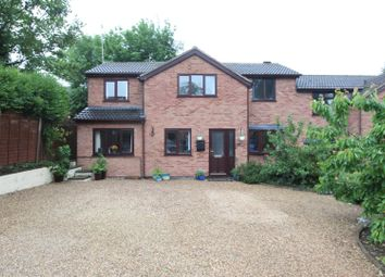 Thumbnail 4 bedroom semi-detached house for sale in Cottage Gardens, Earl Shilton, Leicester