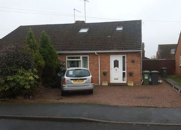 Thumbnail 3 bed semi-detached bungalow for sale in Chesshire Avenue, Stourport-On-Severn