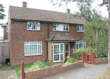 Thumbnail 4 bed end terrace house for sale in Sheerwater, Woking, Surrey