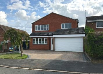 Thumbnail 5 bed detached house for sale in Elter Close, Brownsover, Rugby, Warwickshire