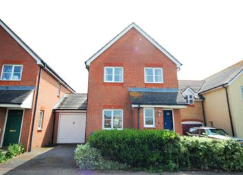 Thumbnail 3 bed link-detached house for sale in Roberts Road, Seasalter, Whitstable