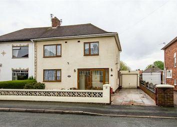 Thumbnail 3 bed semi-detached house for sale in Massbrook Grove, Fallings Park, Wolverhampton, West Midlands
