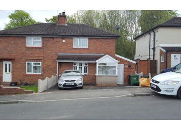 Thumbnail 3 bed semi-detached house for sale in Mayfield Road, Dudley