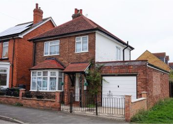 Thumbnail 3 bedroom detached house for sale in Huntingtower Road, Grantham
