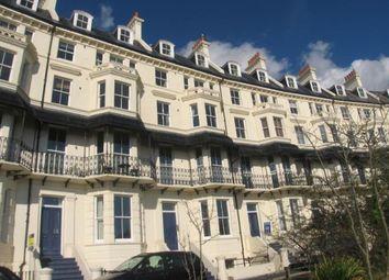 Thumbnail 1 bedroom flat to rent in Marine Crescent, Folkestone