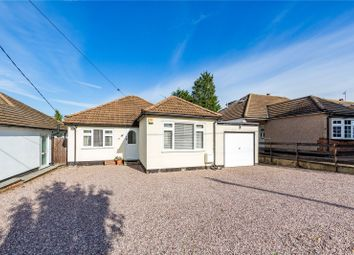 Kings Gardens, Upminster RM14. 3 bed detached bungalow for sale