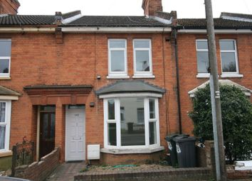 Thumbnail 3 bed terraced house to rent in Godinton Road, Ashford, Kent