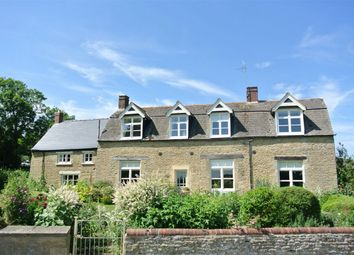 Thumbnail 4 bed detached house for sale in Elsthorpe Road, Stainfield, Lincolnshire