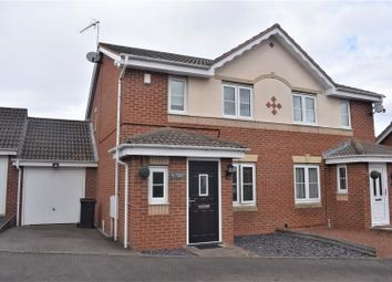 Thumbnail 3 bed semi-detached house for sale in Smallman Road, The Shires, Nuneaton