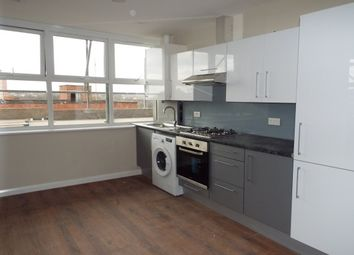 Thumbnail 2 bed flat to rent in Kimberley House, Vaughan Way, Leicester
