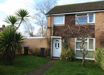 Thumbnail 3 bed terraced house for sale in Lenhurst Way, Worthing
