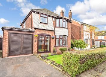 3 bed detached house for sale in Randale Drive, Sunny Bank Bury, Lancs BL9
