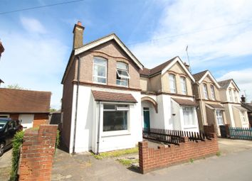 Thumbnail 4 bed semi-detached house for sale in The Crescent, Aldershot Road, Guildford