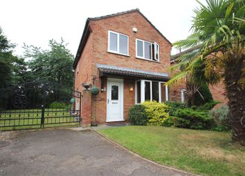 Thumbnail 3 bed detached house for sale in Blackshaw Drive, Walsgrave, Coventry