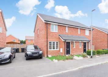 Thumbnail 3 bed property for sale in Hancocks Field, Sholden, Deal