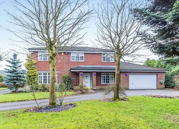 Thumbnail 4 bed detached house for sale in Bignall End Road, Bignall End, Stoke-On-Trent