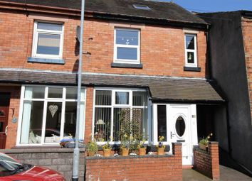 Thumbnail Terraced house for sale in Nelson Street, Leek, Staffordshire