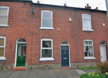 Thumbnail 2 bed terraced house to rent in Compstall Road, Marple Bridge, Stockport
