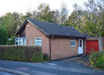 Thumbnail 2 bed detached bungalow for sale in Basingstoke Close, Freshbrook, Swindon