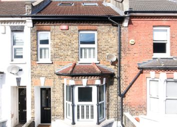 Troughton Road, Charlton SE7. 3 bed terraced house for sale