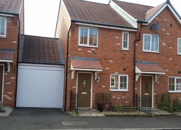 Thumbnail 2 bed end terrace house to rent in Pinfold Road, Ormskirk, Lancashire