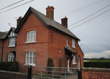 Thumbnail 2 bed end terrace house to rent in Church Street, Ightfield, Whitchurch, Shropshire